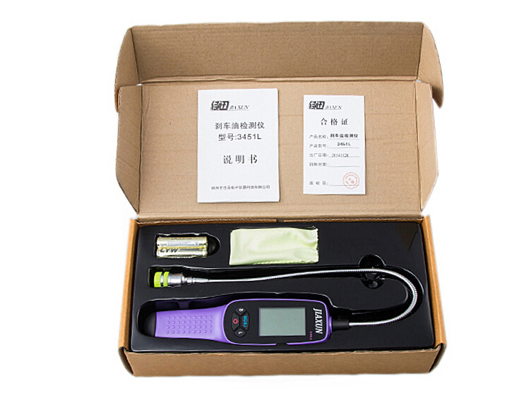 New Arrival 3451L  brake fluid tester, digital brake fluid inspection tester  with LED lights and  large screen display  цены