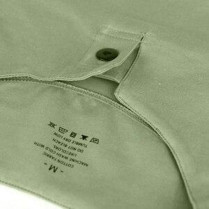 Image 4 - 筋肉アライブメンズヘンリー tシャツフィットドレススリーブシャツ男性フィットシャツ綿カジュアルボディービルフィットネス tシャツ
