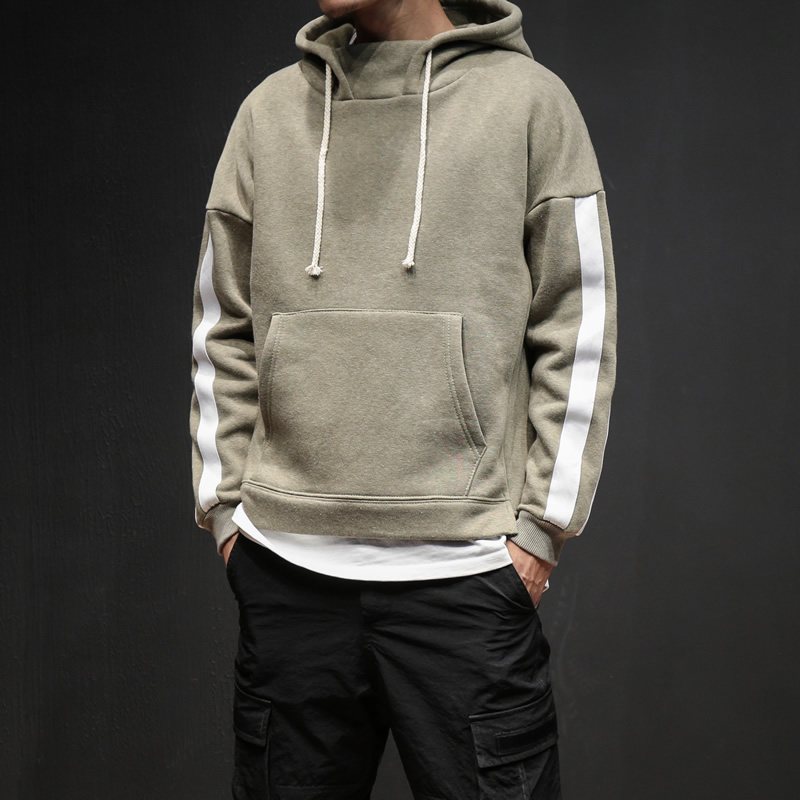 2018 New Arrive Brand Hoodies Fleece Sweatshirts Men Casual Hoodies Plus Size Pullover Warm Clothes Tracksuits