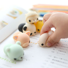 Mini Squishy Toy Pressure Reduce Kawaii Animal Slow Rising Panda/tiger/pig/sheep Kids Toy Fidget Hand Squeeze Toy Antistress