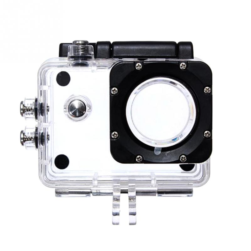 New Outdoor Sport Action Camera Box Case Waterproof Case For Camera Accessories SJ4000 SJ4000+ SJ7000 SJCAM With Black Edition