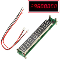 High Quality 0 1MHz 1000MHz Digital Frequency Counter Meter Tester Cymometer 8 Digits 0 56 LED