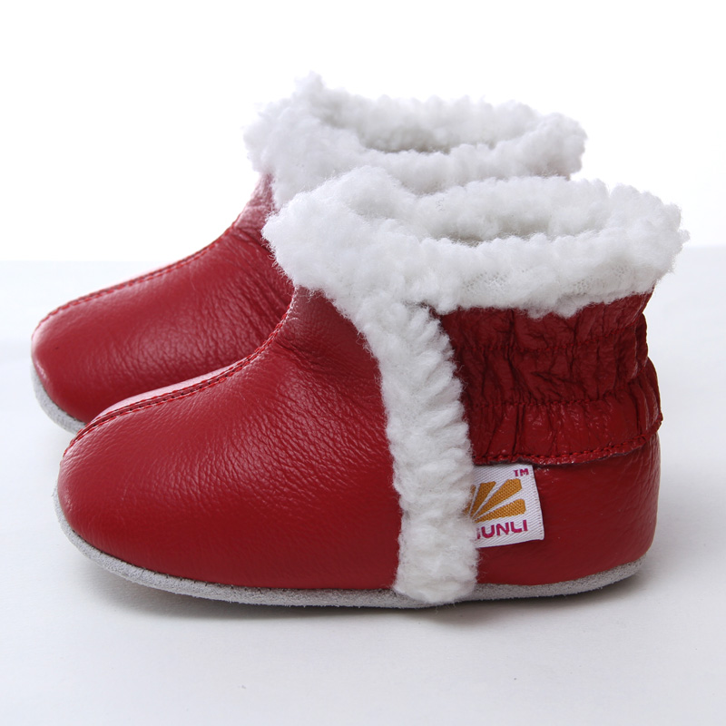 baby boots winter 4