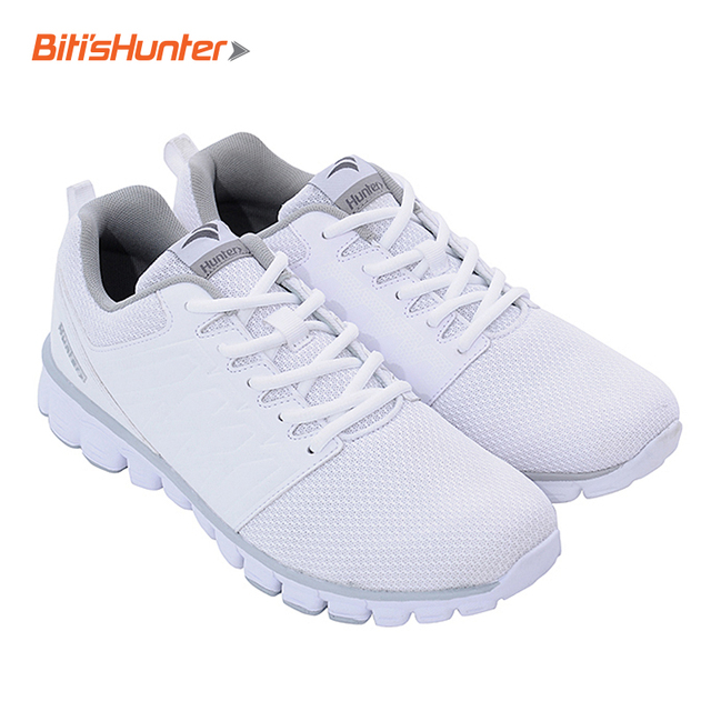 Biti s Hunter Back To School Outdoor Running Shoes Walking Shoes Breathable  Mesh Women Sneakers Sport Shoes Lady 88f2e5b40
