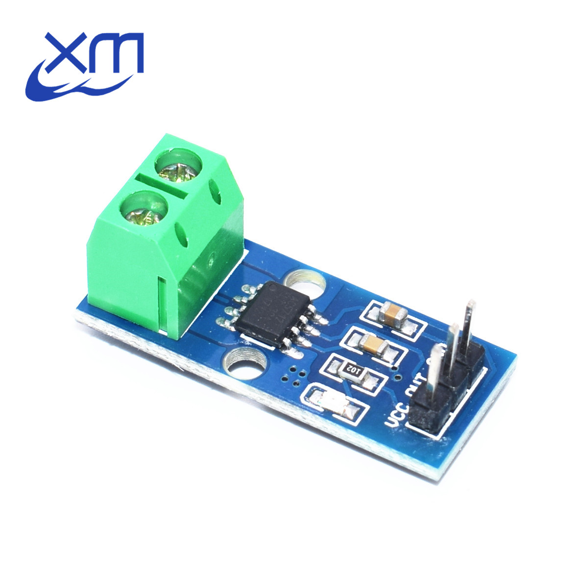 NEW 30A Hall Current Sensor Module <font><b>ACS712</b></font> model 30A In stock high quality <font><b>10pcs</b></font> A14 image