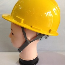 Factory supply high quality ABS anti-pressure helmet V-type helmet knob Site safety helmet Dustproof warning saftey hat for sale
