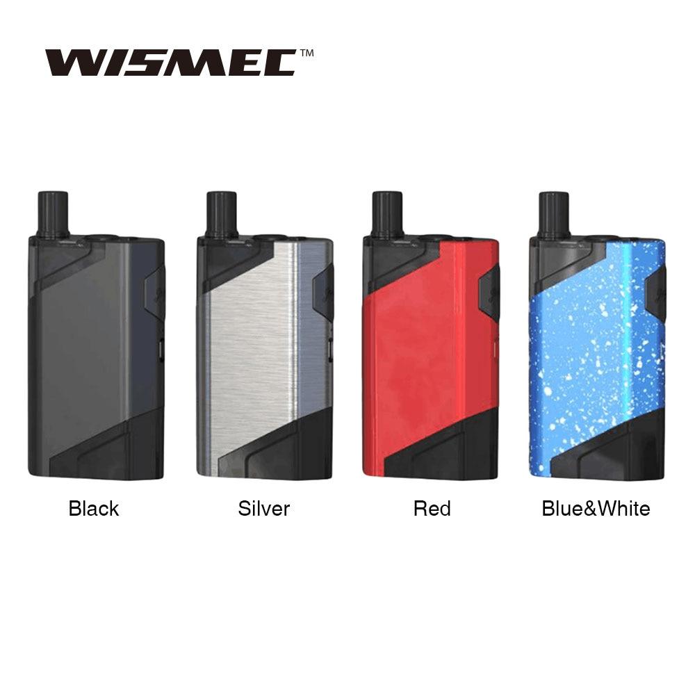 मूल WISMEC HiFlask स्टार्टर किट 2100mAh - इलेक्ट्रॉनिक सिगरेट