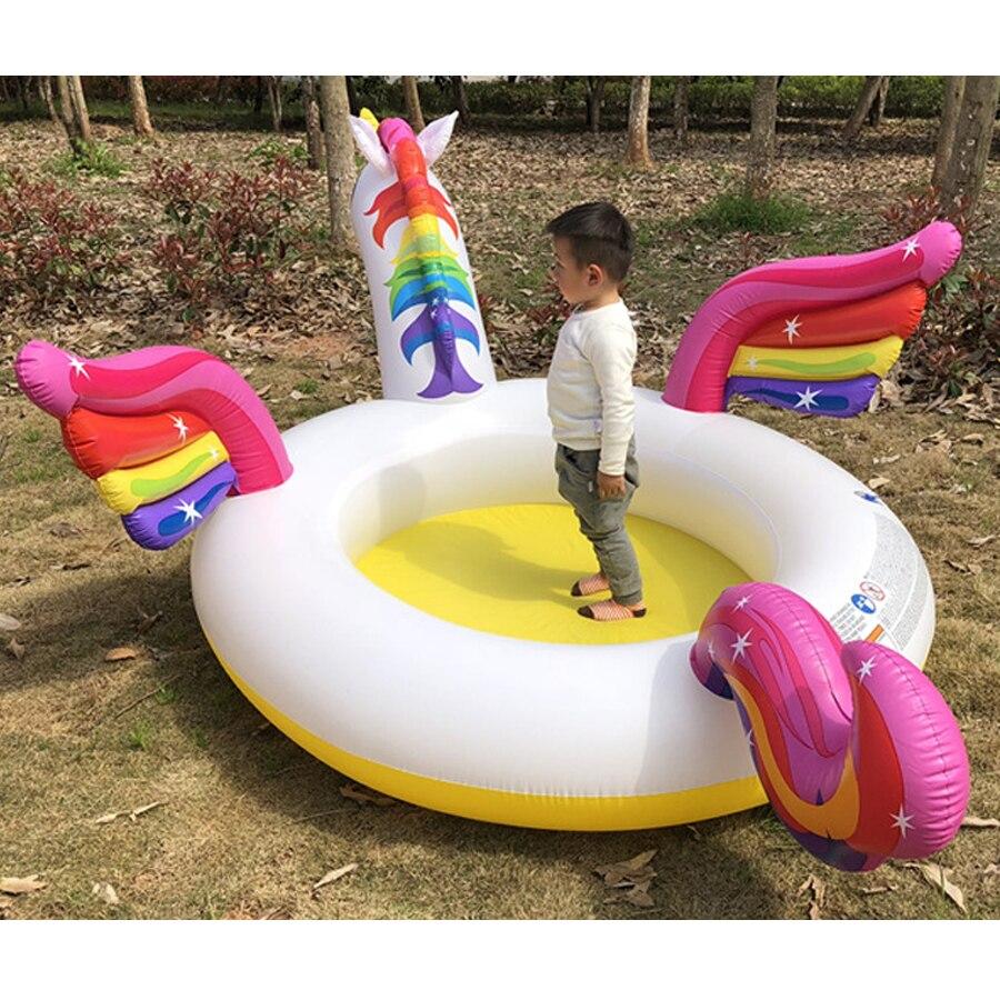 Haute qualité bébé gonflable piscine gonflable enfants jouer piscine jouet piscine jeu piscine enfants jouer jouet été natation