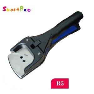 Image 3 - R3/R5/R10 Köşe Delgeç Büyük Rozet Slot Punch Köşe Yuvarlama Punch Kesici PVC Kart, etiketi, Fotoğraf; Ağır Kesme Makinesi