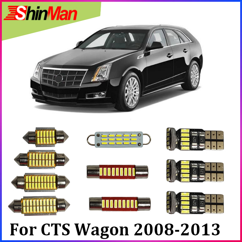 Shinman16x error free car light interior light led reading - Cadillac cts interior accessories ...