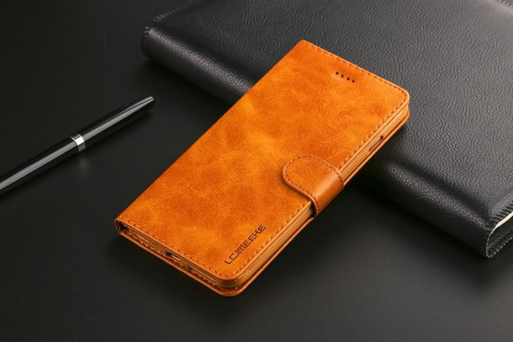 <font><b>Leather</b></font> Wallet <font><b>Phone</b></font> <font><b>Case</b></font> For <font><b>Xiaomi</b></font> <font><b>Redmi</b></font> Note 7 6 5 5A 4X Por Y3 A2 Lite 6X <font><b>6A</b></font> 4A 4X <font><b>Case</b></font> Card slot Magnetic Flip Stand Cover image