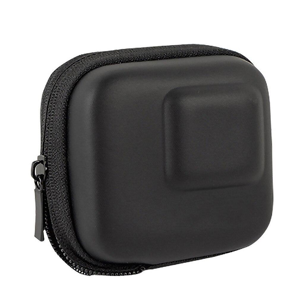 Mini Storage Case For Go Pro Hero Carrying Bag Gopro 8 7 6 5 Sjcam Sj4000/5000/6000 Xiaoyi Action Camera Universal Storage Box