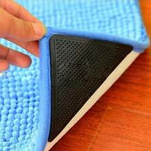 Нескользящий коврик нескользящий многоразовый для ванной кухни
