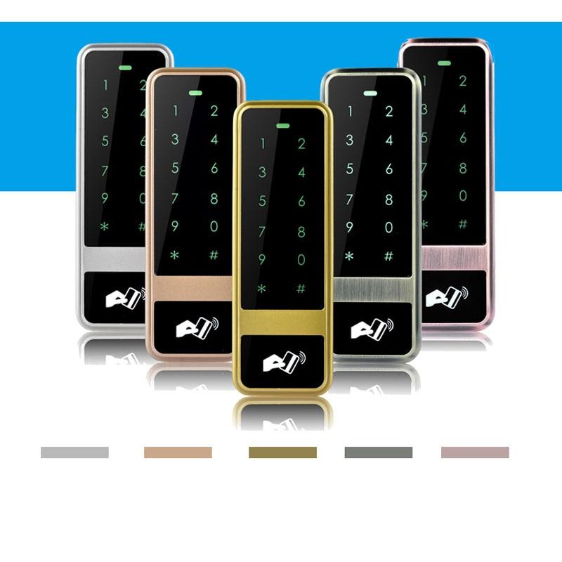 ФОТО Good style RFID smart card access controller 125KHZ RFID EM card standalone door access control 8000 user card reader
