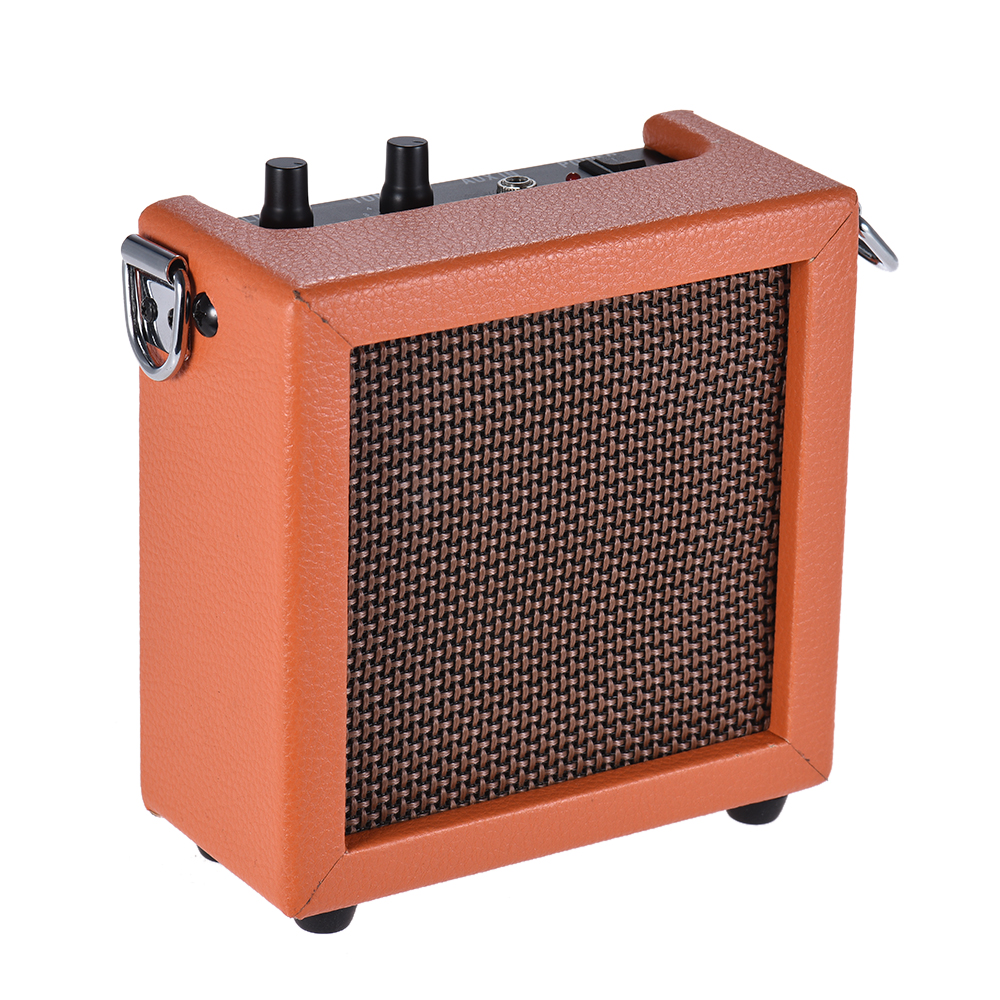 battery powered mini guitar bass ukulele ukelele amp amplifier speaker high sensitivity 3 watt 9. Black Bedroom Furniture Sets. Home Design Ideas