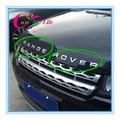 2016 Tempo-limitado Verdadeiro Estilo Do Carro da Frente Ou Para Trás Tampa Do Emblema Do Carro Etiqueta Letras Esportes Estilo Caso para Range Acessórios Rover