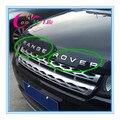 2016 limitado en el Tiempo Real Car Styling Parte Delantera O Trasera Del Emblema Del Coche Cubierta de Pegatinas de Letras Deportes Estilo Caso de Gama Accesorios de vehículo