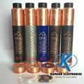 New design goo n 528 mod  airflow control mod kit with titanium painting fit for 22mm 23mm 24mm RDA  atomizer