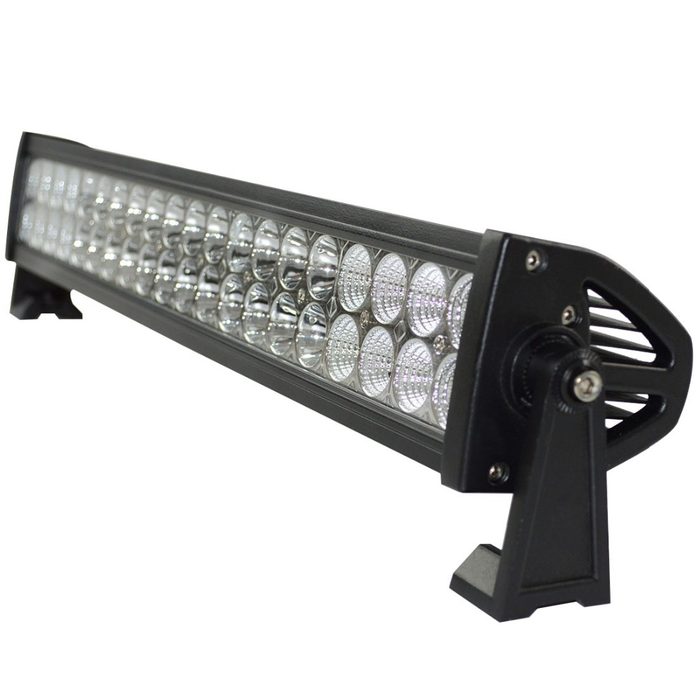 1pc 22 inch 12V 120W led off road light bar for trucks tractor ATV Combo beam