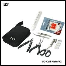 Original Youde UD Coil Mate V2 Tool Kit for RDA RTA RDTA DIY Coils Building Multifunctional Vape Tool Kits VS UD Coil Mate Mini