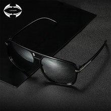 Camaleão VCKA Fotocromáticas Óculos de Condução de Alumínio e magnésio  Óculos De Sol Dos Homens Polarizados 907959cfff