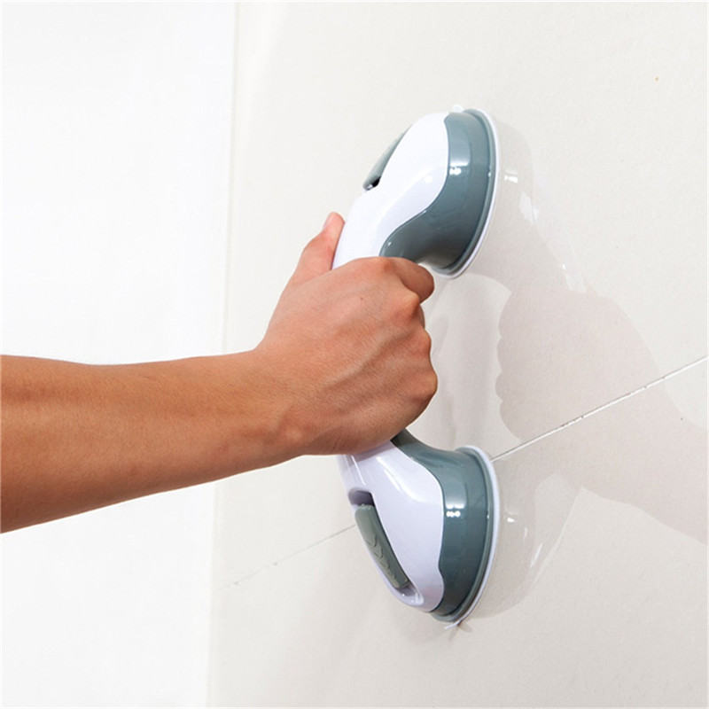 Bathroom Safety Accessories Aid Antiskid Handle Hand Grip Rail Waterproof Reusable Wall Grab Bar