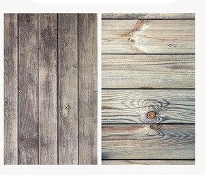 Image 1 - INS Style 3D печать громоздкий деревянный цвет 58x86 см водонепроницаемый Фотофон для камеры