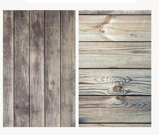 INS Style 3D печать громоздкий деревянный цвет 58x86 см водонепроницаемый Фотофон для камеры