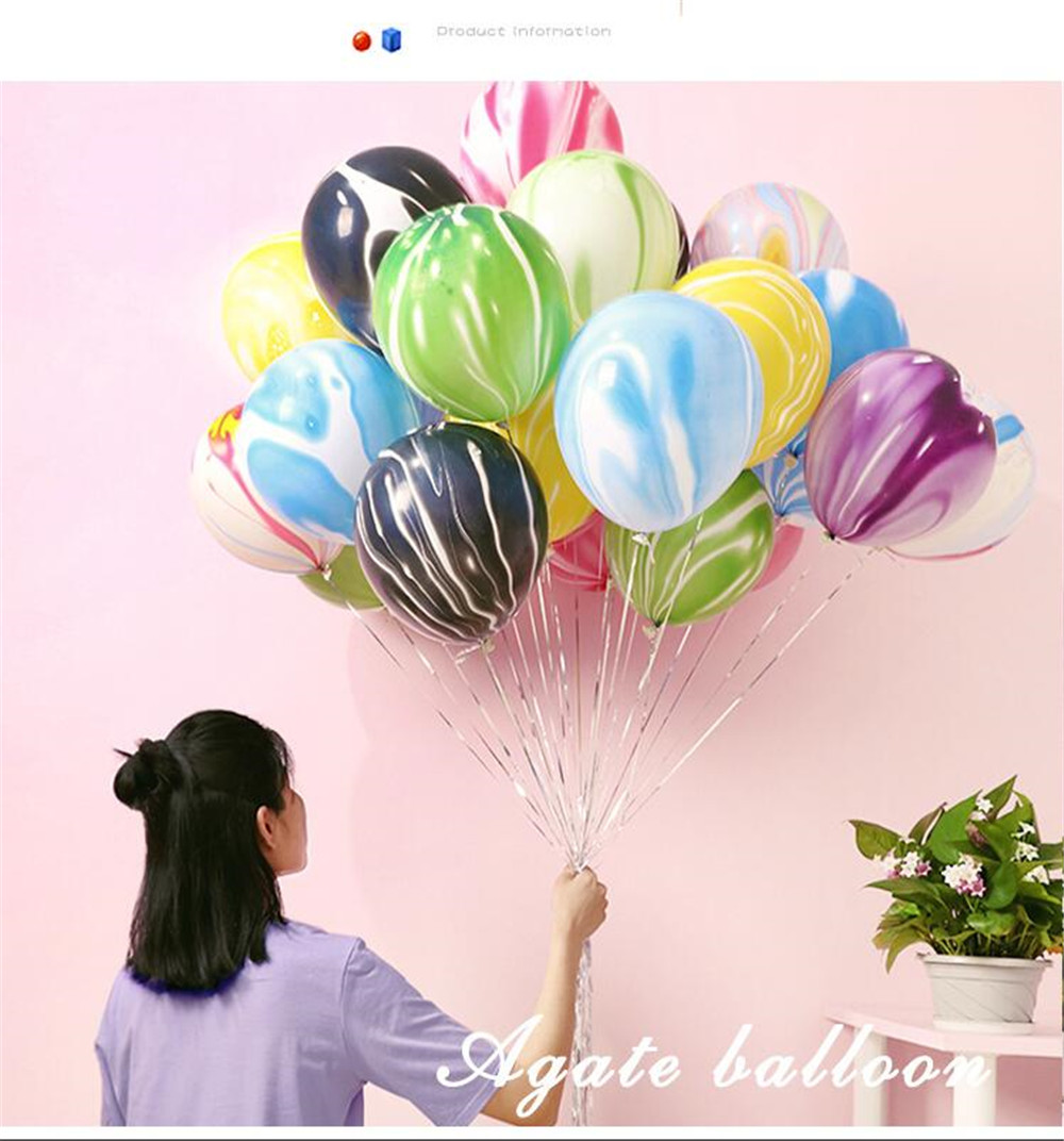 5pcs 12inch Colourful Balloon Pink  Ballon Happy Birthday Balloon Baby Shower Decoration Kids Party Supplies Cartoon Hat