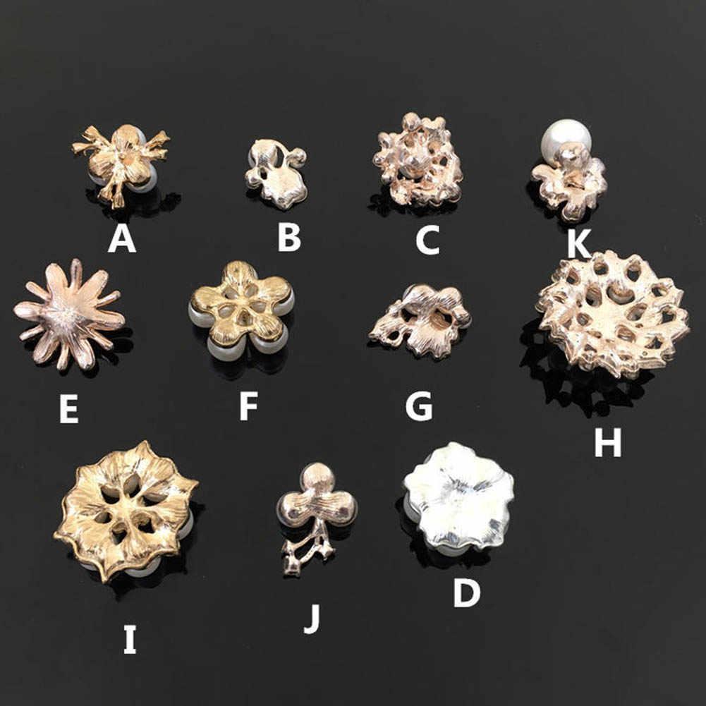 Fashion Wedding Bridal Crystal Faux Pearl Flower Hairpin Hair Clip Bridesmaid 11 Style Choose