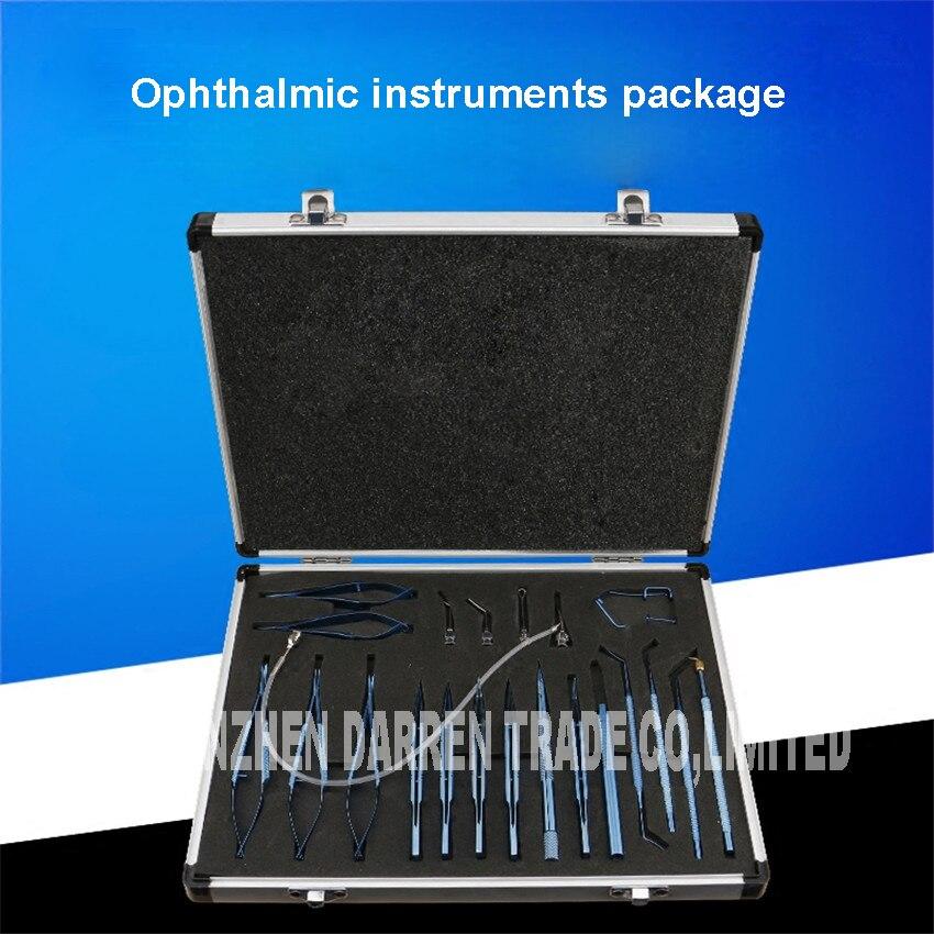 Aluminium Cataract Eye Ophthalmic Surgical Instruments tea