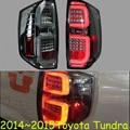 2007 ~ 2013/2014 ~ 2015 jahr schwanz licht für Toyota Tundra rücklicht auto zubehör LED DRL Taillamp für Tundra nebel licht-in Fahrzeugleuchtenmontage aus Kraftfahrzeuge und Motorräder bei