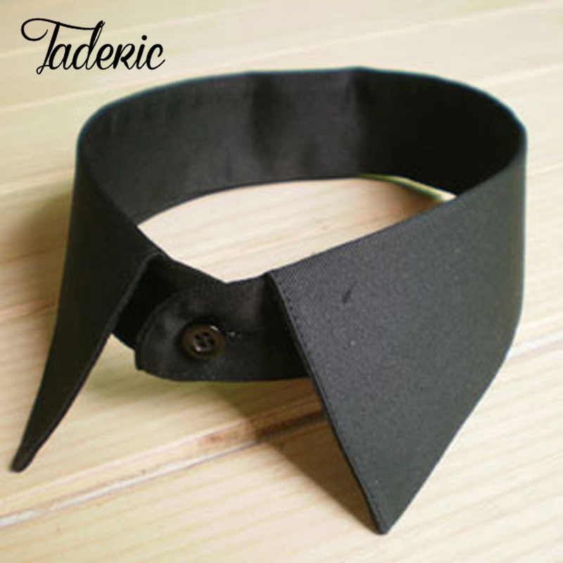 Jaderic  Free Shipping Wholesale  False Collar / Fake Shirt Collar /necktie/tie/ Necklace Jewelry