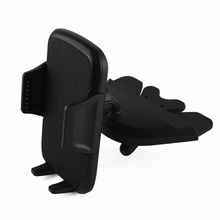 Newest Adjustable 360 Rotation Universal Car CD Slot Mobile Phone Mount Holder Stand for iPhone 6 for Samsung