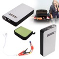 Fast Charging Mini  Multi-function Car Jump Starter 18000mA Battery Charger Power Bank Booster With LED Torch UK Plug