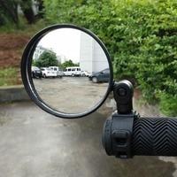 1 قطعة الدراجة مرآة 360 درجة دوران دراجة مرآة الرؤية الخلفية مناسبة ل جبل الطريق الدراجة MTB المقود зеркало для велосипеда-في مرايا الدراجة من الرياضة والترفيه على