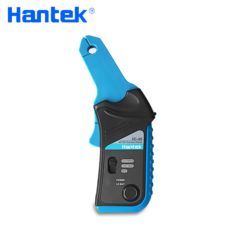 Hantek CC-65 AC/DC Current Clamp meter Multimeter with BNC Connector 20kHz Bandwidth 1mV/10mA 65A Factory direct sales cc 65 hantek cc 65 ac dc current clamp meter multimeter with bnc connector page 3