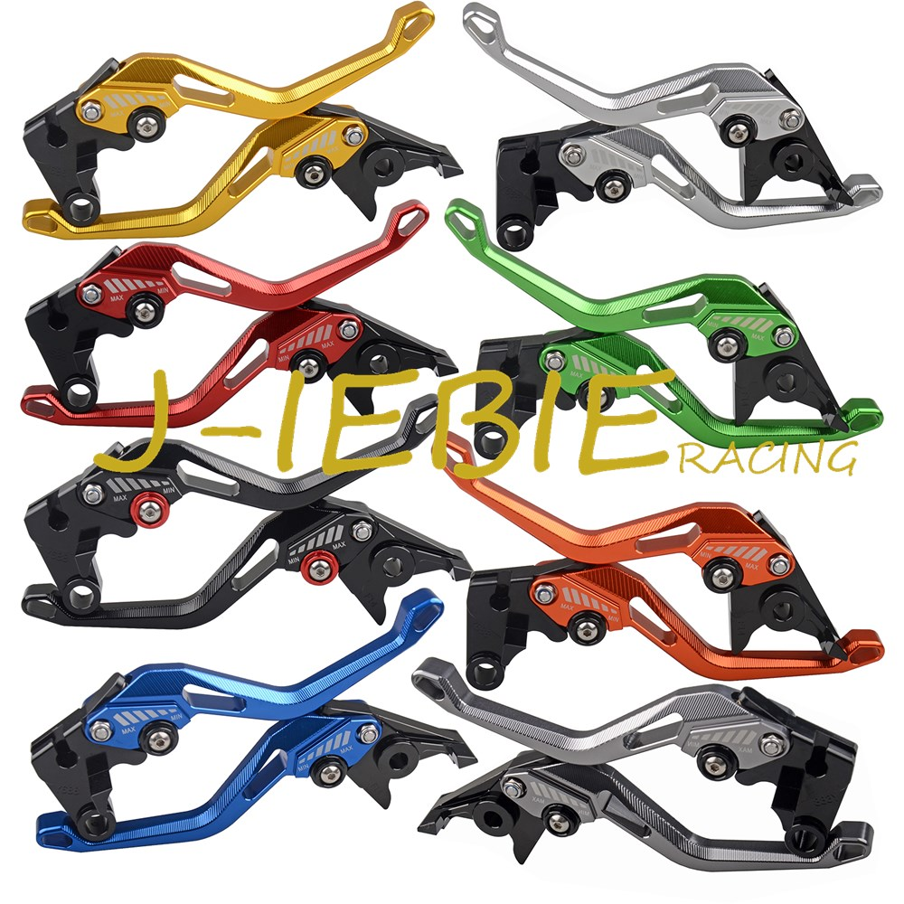 148 New CNC Adjuster Brake Clutch Levers For Yamaha XJ6 DIVERSION 2009-2015 XSR 700/ 900 ABS  XV 950 Racer  2016-2017
