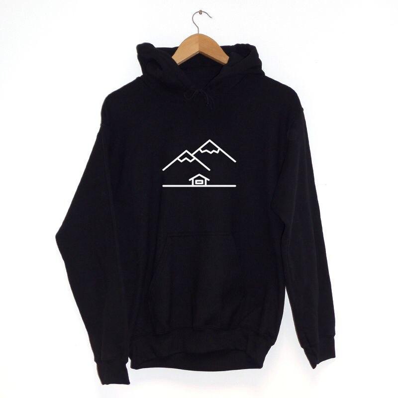 100% autenticado niño ofertas exclusivas Línea de montaña | Ropa Hoodie muchos colores | tumblr ...