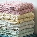 Высокое качество полиэстер 130*180 см одеяло трикотажное мягкое однотонное трикотажное покрывало-плед на диван кровать самолет теплые покрыв...
