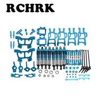 RC car 1/10 HSP monster truck 94111 94108 whole car metal upgrade kit 102010 102011 102012 102057 106017 108019 108022 108004