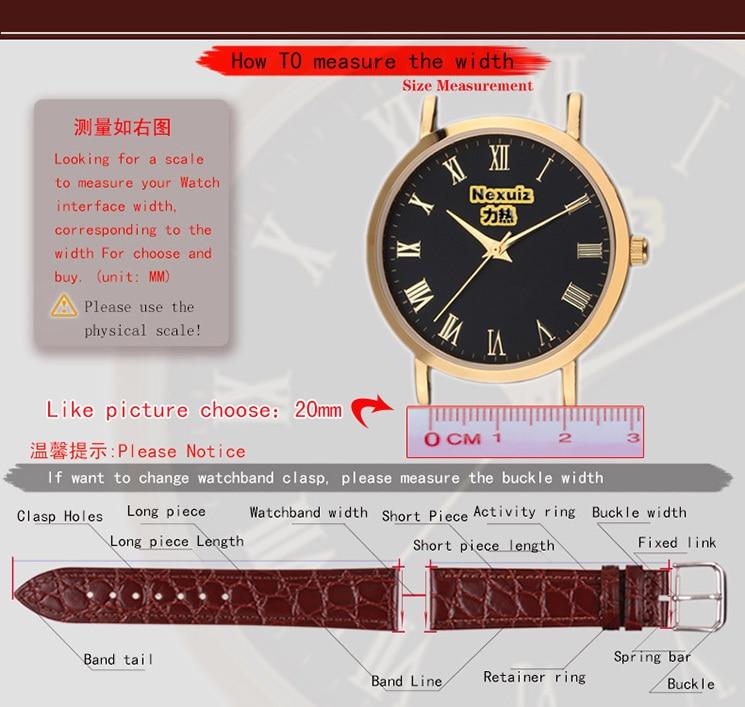 Stop118 Watchbands 1410 خصم 1
