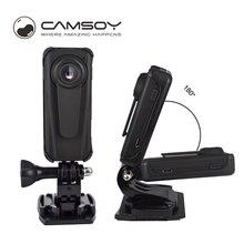 Camsoy 1080 كاميرا ارتداؤها