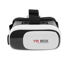 Universal Google Cardboard VR BOX 2 Virtual Reality 3D Glasses Game Movie 3D Glass For iPhone Android Mobile Phone Cinema Newest