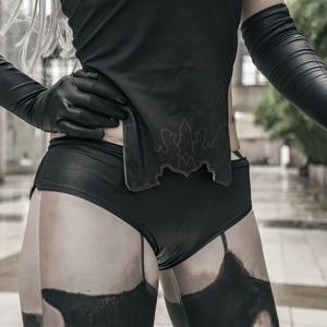 Image 4 - Athemis NieR Automata Cosplay Costumi YoRHa No. 2 Tipo di UN costume cosplay