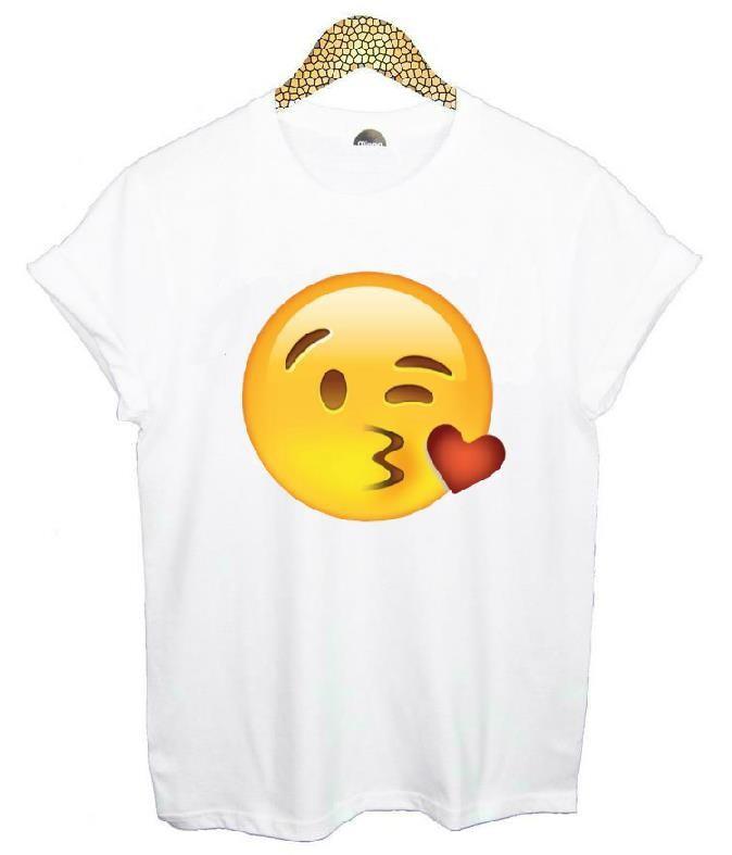 HTB1y6mnHVXXXXbcXXXXq6xXFXXXF - Emoji Smile Women T Shirt