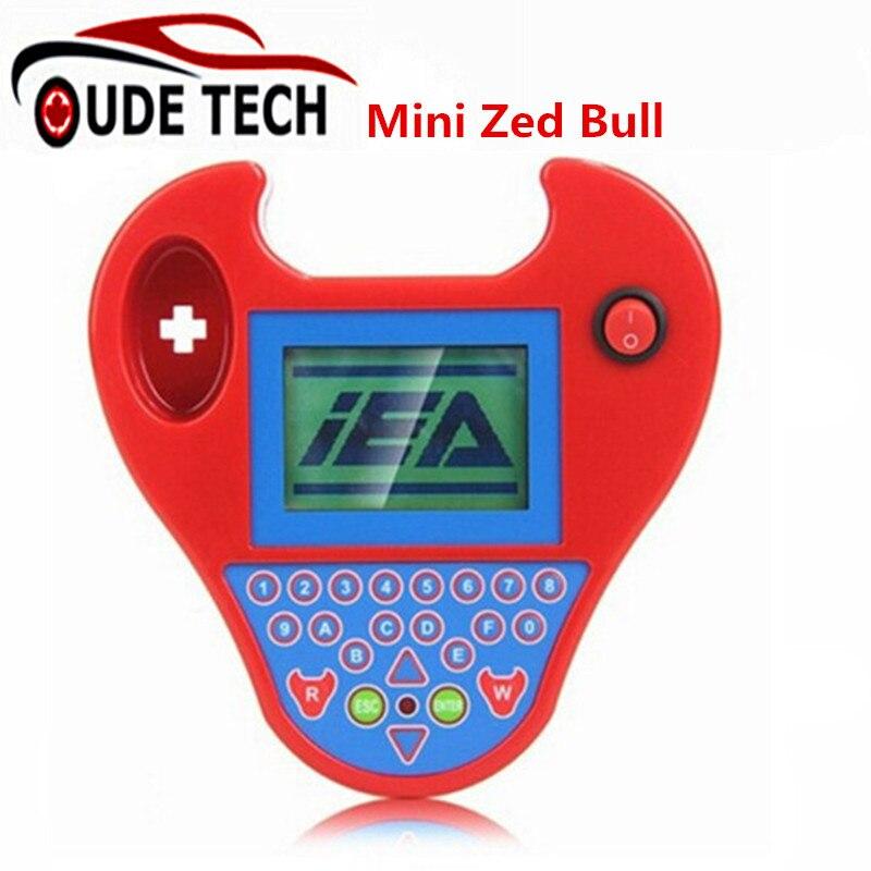 Prix pour Smart Zed Bull Auto Clé À Transpondeur Programmeur Zed Bull Mini Clé Clé À Transpondeur Maker Intelligent Zedbull Livraison Gratuite
