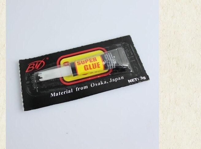 1 pc 502 super liquide colle cyanoacrylate À séchage rapide adhésif