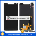 Wholesale-Full Repair Panel For Motorola Razri XT890 LCD Display And Touch Screen Digitizer Assembly With Frame Free Shipping