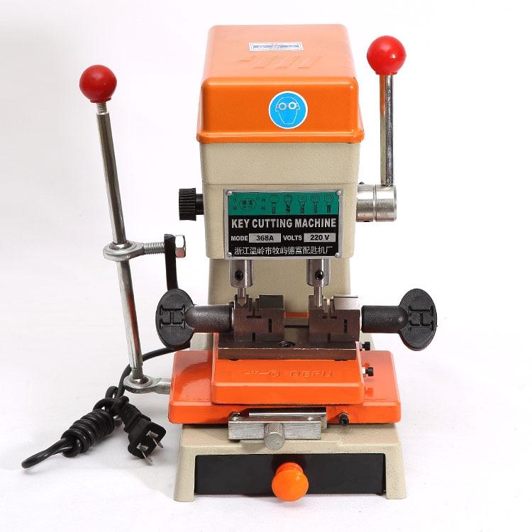 Taglia chiavi Defu 368a Duplicate Key Cutting Machine For Sale Fabbro - Utensili manuali - Fotografia 1